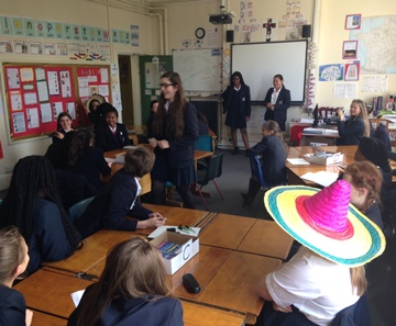 "School of the Week: St Ursula's Convent School, ""Experiencing different countries and cultures"""