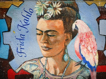 Knowledge Nugget: Use the art of Frida Kahlo to teach Spanish