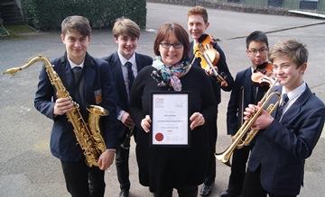 """School of the Week: Lancaster Royal Grammar School, """"Extending excellent practice"""""""