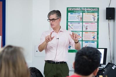 Dr Gregory Dart