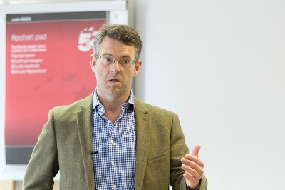 Professor Klaus Dodds