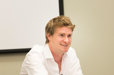 Dr Tristram Hunt MP
